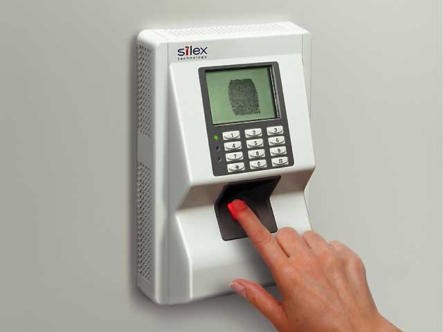 オーパスアレイの指紋認証システム
